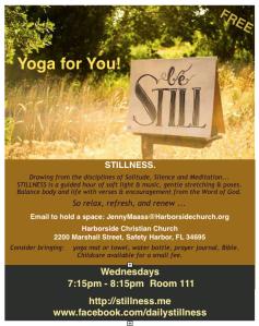 Stillness General info
